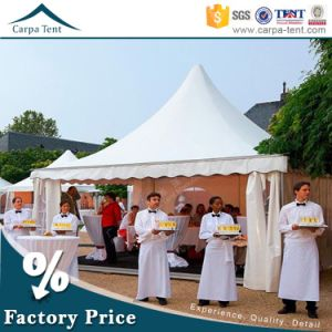 Pagoda Gazebo Pop up 5X5m Wedding Party Event Marquee Tent by Carpa pictures & photos