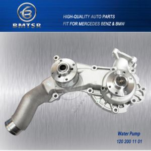 Auto Engine Water Pump for Mercedes-Benz W140 C140 120 200 11 01 1202001101 pictures & photos