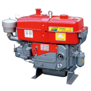 Water Cooled Diesel Engine S195 / Jiangdong S195 Diesel Engine pictures & photos
