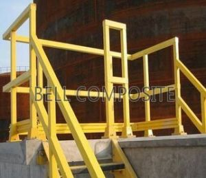 Fiberglass Handrailing and GRP Handrails pictures & photos