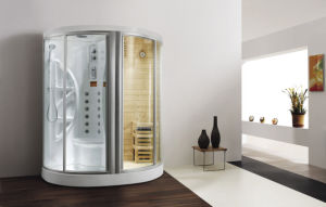 Newest Model Steam Shower Combination with Sauna Room (M-8268) pictures & photos