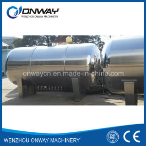 Factory Price Oil Hot Water Hydrogen Wine Stainless Steel Container Wine Grape Storage Water Tank pictures & photos