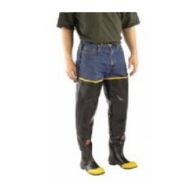 Good Quality PVC Professional Industrial Waterproof Safety Rain Boots pictures & photos