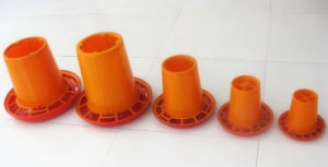 Poultry Raising Equipment High Quality Plastic Chicken Feeder pictures & photos