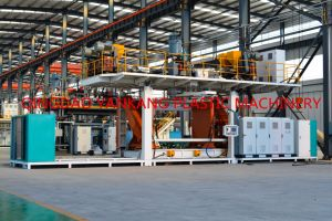Water Tank Blow Molding/Moulding Machine (YK2000L-4) pictures & photos