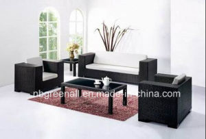 Wicker Home/Outdoor Modern Rattan Furniture pictures & photos