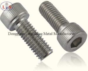 Ss 304 Allen Head Bolt Hexagon Head Bolt with Washers pictures & photos