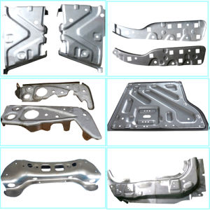 Stamping Die/Metal Stamping Tooling/Water Heater Tank Parts pictures & photos