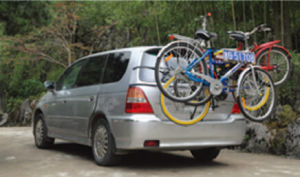 Outdoor Sports Two Bar Car Bike Carrier pictures & photos