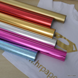Vivid Color Heat Transfer Vinyl for T-Shirt / PU Based Vinyl Width 50 Cm for All Fabric pictures & photos