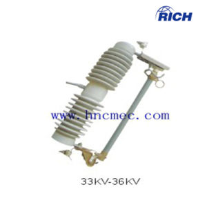 Porcelain 33kv-36kv Fuse Cutout Drop-out