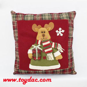 Soft Christmas Decoration Cushion pictures & photos
