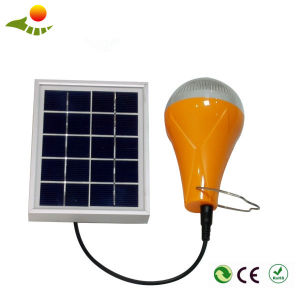 Green New Energy, Solar LED Light, Solar Home LED Bulb, Remote Control pictures & photos