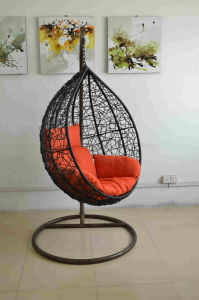 Home Swing Rattan Portable Hanging Chairs for Bedrooms Egg Swing Chair Outdoor Swing Sets for Adults pictures & photos