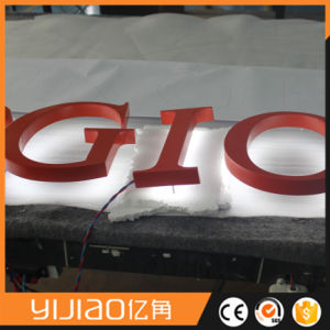 LED Back Illuminated Channel Letter Signs pictures & photos