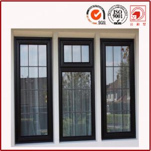 Residential Casement Windows Aluminium Window 50mm/100mm pictures & photos