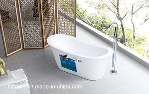 Fashion Indoor Acrylic Freestanding Bathtub (LT-3T) pictures & photos