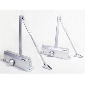 Adjustable Aluminium with Back Check Function Door Closer (5000 Series) for Fire-Proof Door&UL pictures & photos