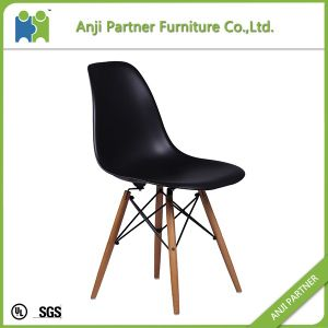 Colors Available First Class Fabric Dining Chair with Wooden Base (Higos-K) pictures & photos