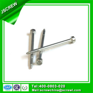 Slotted Cap Head Special Screw pictures & photos