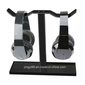 Newest Acrylic Headphone Hanger Universal Stand pictures & photos