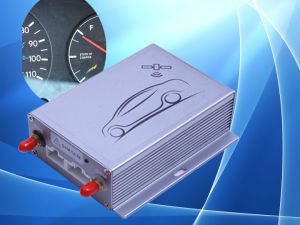 Fuel Monitoring Vehicle GPS Tracker for Trucks Without Fuel Sensor (GP600D)
