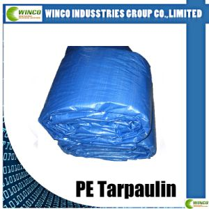 PE Laminated Woven Fabric for Ground Cover, Laminated PE Tarpaulin for Tent Cover, Truck Cover pictures & photos