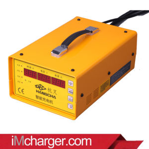 Automatic Forklift Truck Battery Charger 36 Volt 20 AMP 110VAC pictures & photos