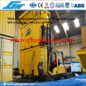 800t/H Dust-Trap Rail Mounted Mobile Port Hopper pictures & photos