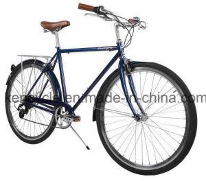 "Hot Selling 28"" Steel Frame City 7 Speed Index Bike Frame Classice Dutch Bicycle pictures & photos"
