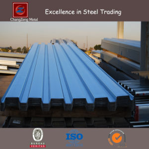 Corrugated Metal Panel B Deck for Roofing pictures & photos