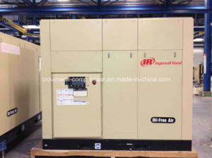 Ingersoll Rand Oil-Free Screw Air Compressor (IRN37K-OF IRN45K-OF IRN55K-OF IRN75K-OF) pictures & photos