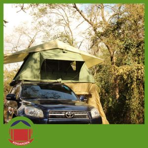 4 Persons Camping Car Roof Top Tent for Hiking pictures & photos