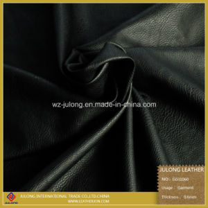Embossed Synthetic Leather for Apparel (G031) pictures & photos