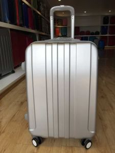 Wholesale Cheap ABS Trolley Luggage Travel Bags pictures & photos