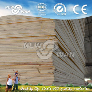 Hardwood Core Commercial Plywood for Construction & Furniture pictures & photos