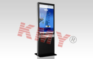 Interactive Touch Screen Advertising Digital Signage Kiosk Kmy85012L pictures & photos