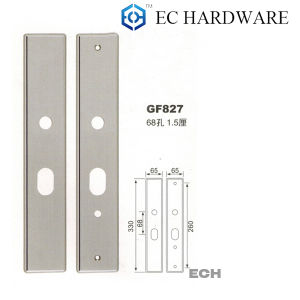 Stainless Steel Die-Casting Main Door Lock (GF827)