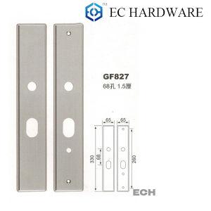 Stainless Steel Die-Casting Main Door Lock (GF827) pictures & photos