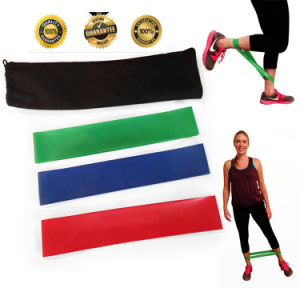 Alibaba Newest Lift Stretch Band Therapy Elastic Band Rubber Training Band pictures & photos