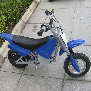 Battery Powered Children Ride Electric Moped Bicycle (DX250) pictures & photos