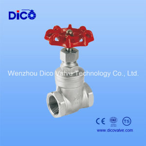 Hand Wheel Heavy Type Gate Valve pictures & photos