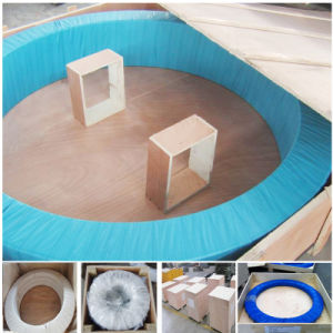 Precision Excavator Spare Parts Cross Roller Slewing Bearing pictures & photos