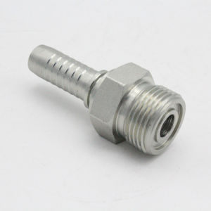 6mm Orfs Male Flat Hydraulic Hose Fitting pictures & photos