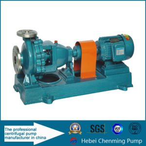 Ih Horizontal High Suction Ss Power Plant Water Pump Manufacturer