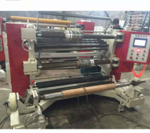 Vertical Type Slitting and Rewinding Machine pictures & photos