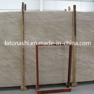 Good Quality Turkey Amasya Beige Marble Slab with Low Price pictures & photos