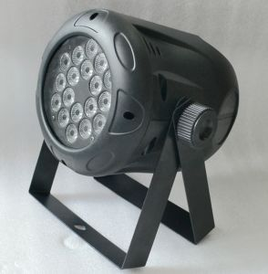 18pcsx1w RGB PAR Light for Stage Lighting (ICON-A012) pictures & photos