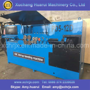 CNC Steel Bar Bending Machine/Rebar Bender Machine/Bending Machinery pictures & photos