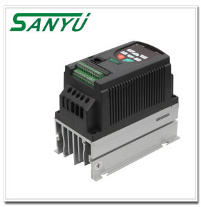 Sanyu Intelligent 0.4-400kw, 400V Three Phases Input and Output Power Inverter pictures & photos